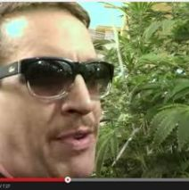 The Weed Report's Dave Warden in a Room Full of White OG!